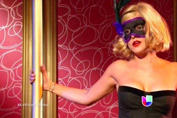 Grettel Valdez bailó como nunca frente al tubo y nos demostró que es una...