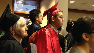 Migrantes temen por su futuro universitario