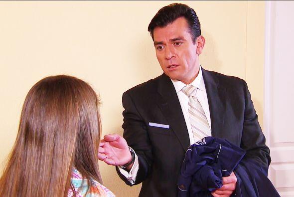 Pero gracias a Fernando, Alicia recapacitó y volvió a querer a Ana con t...
