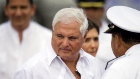 Ricardo Martinelli, ex-president of Panama.