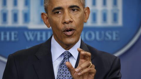 Obama promete seguir defendiendo a los dreamers