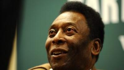 Pelé ya salió de terapia intensiva.