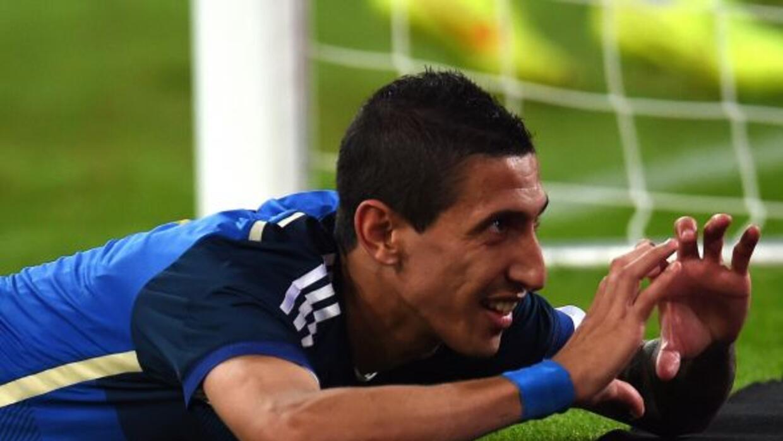El también seleccionado argentino no oculta sus deseos de volver al balo...