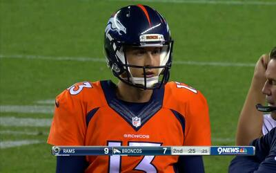 Trevor Siemian highlights