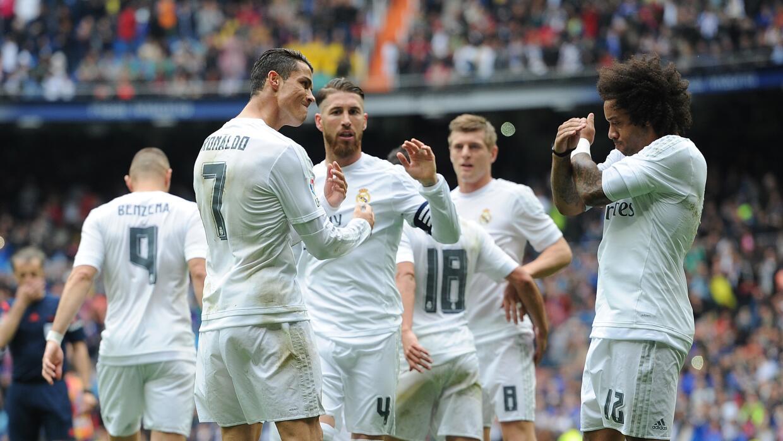 Real Madrid vs. Valencia