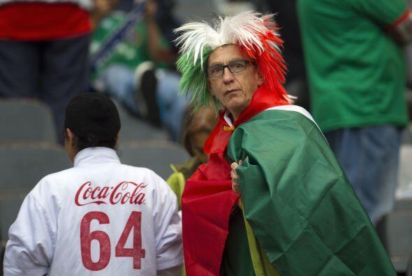 Los aficionados a la selección mexicana vivieron este día...
