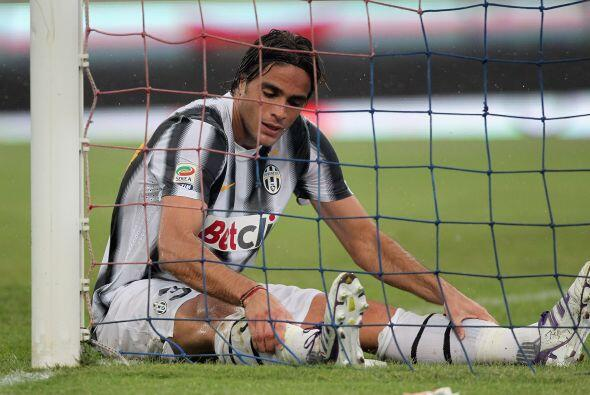 Ese gol nunca llegó y la Juventus ahora pasó a ser subl&ia...