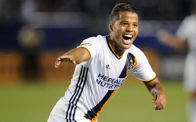 Con golazo de Gio dos Santos, el Galaxy venció a San José