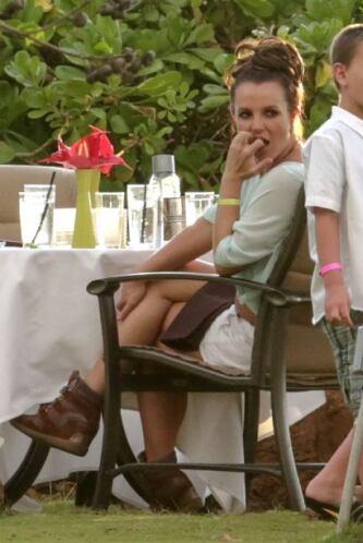La 'princesa del pop' hizo un tiempo en su agenda para viajar con sus hi...