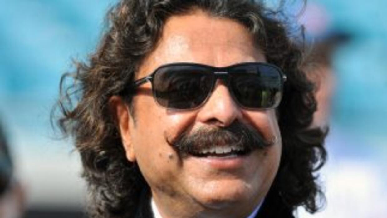 Shahid Khan tendrá su primera temporada completa como dueño de los Jaguars.