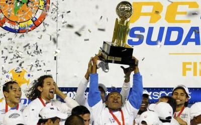 Liga de Quito volvió a llevarse el título de la Recopa Sudamericana, est...