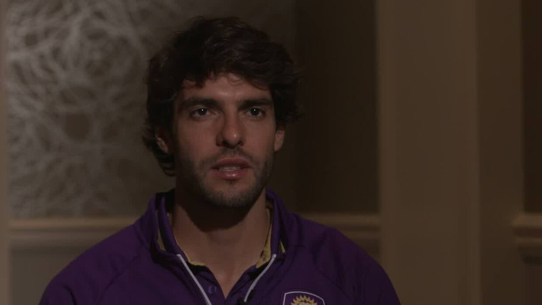 Kaká le envía las mejores energías a la selección Olímpica de Brasil