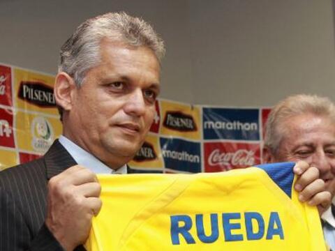 El colombiano Reinaldo Rueda hizo escala por cuatro años en Ecuad...