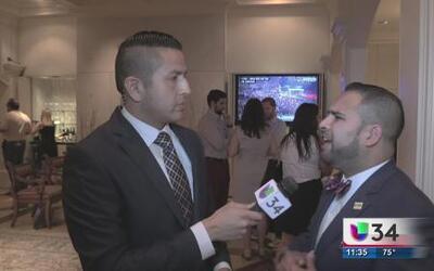 Así reaccionaron líderes hispanos de Georgia al discurso de Hillary Clinton