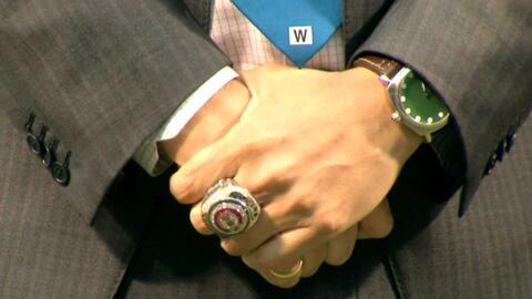 Misterio resuelto: este es el número de diamantes que tiene cada anillo...