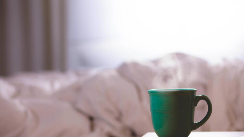 Café en cama