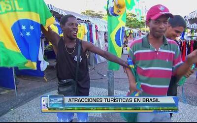 Brasil prepara lo mejor de su tierra para los fanáticos mundialistas