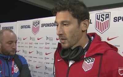 """Omar González: """"Nos dormimos en esa jugada y nos metieron el segundo"""""""