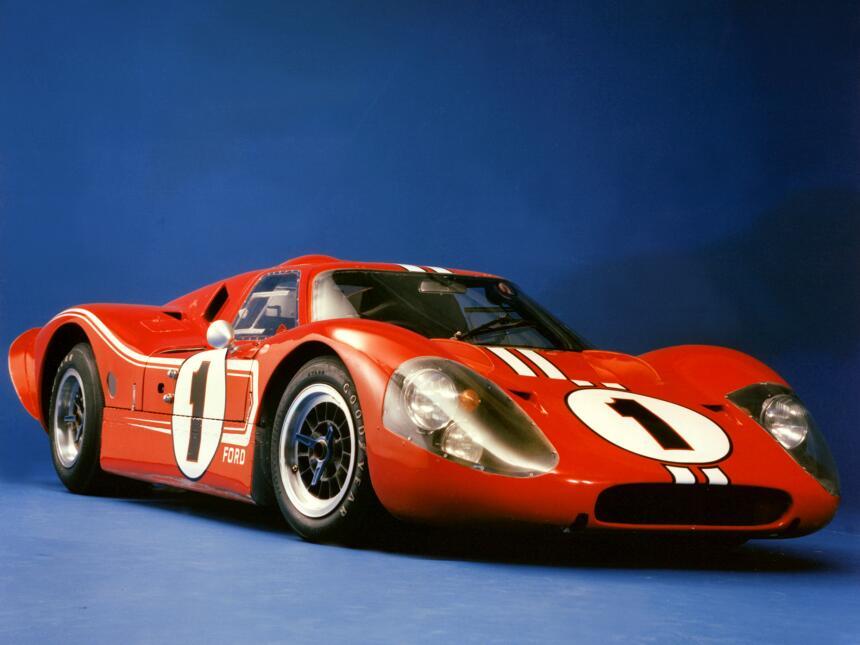 Ford v. Ferrari: La enemistad que creó una leyenda 1967-Ford-GT-MkIV-neg...