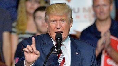 Gestos groseros e insultos serían los peores enemigos de Clinton y Trum...