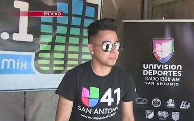 Univision 41 presente en el torneo Valero Texas Open