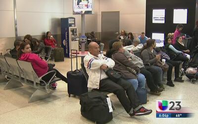 Retrasos y cancelaciones en vuelos de MIA y FLL