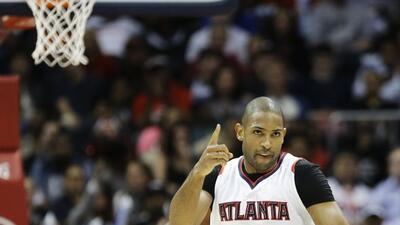 Al Horford - $12.000.000 - El pívot dominicano juega con los Atlanta Haw...
