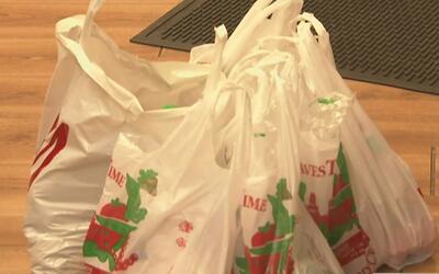 Impuesto en bolsas de plástico y papel comienza a regir desde el miércol...
