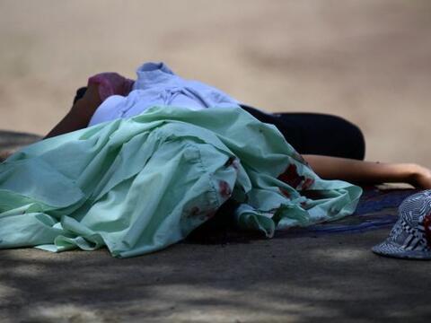 Un total de 163 menores de edad fueron asesinados en Guatemala durante l...