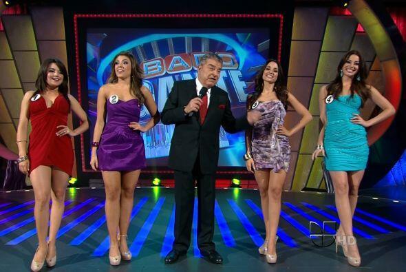 Don Francisco agradeció a las chicas darse tiempo para estar en el progr...