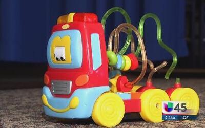 Advierten sobre juguetes peligrosos para niños