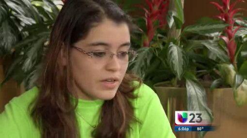 Una madre que viajó de Nueva York a Boca Raton para una cirug&iac...