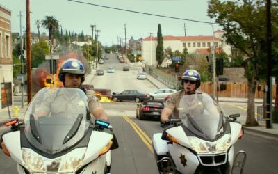 'CHIPS': la nueva patrulla motorizada