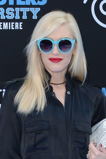 Gwen Stephani es sinónimo de modernidad, su cabello siempre luce...