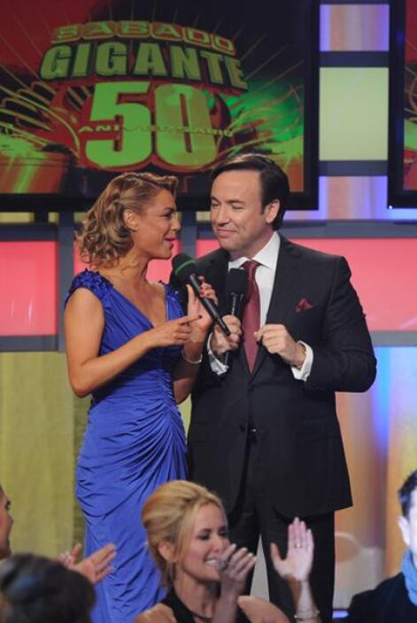 Rosina y Javier Romero también disfrutaron de la celebración,