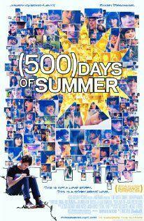 """""""500 Days off summer"""", es una divertida comedia romántica nos muestra co..."""
