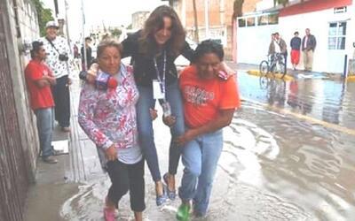 Reportera mexicana es despedida luego de convertirse en tendencia de Twi...
