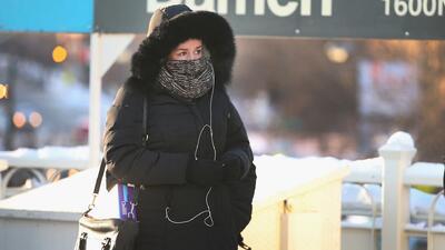 Intenso frío deja al menos 5 muertos