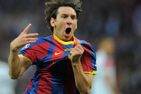 10. LIONEL MESSI- De los $32.3 millones que gana este futbolista anualme...
