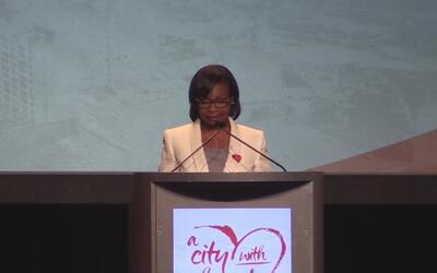 Alcaldesa de San Antonio rindió su discurso sobre el estado de la ciudad