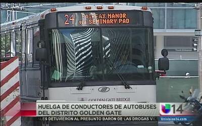 Conductores de autobuses se irían a huelga