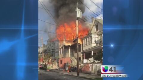Niños que jugaban con fósforos provocaron el incendio en Staten Island