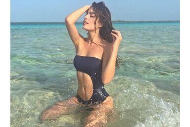 Ximena Navarrete desborda sensualidad en sus fotos