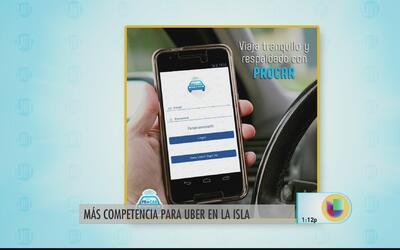 Procar, la nueva competencia de Uber en Puerto Rico