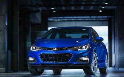 Chevrolet revela oficialmente a la segunda generación del Chevrolet Cruz...