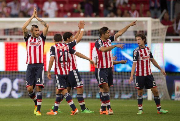 El orden defensivo que tiene el Guadalajara podría nulificar un ataque m...