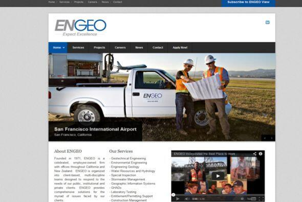 5. ENGEO  Industria: Servicios profesionales- Consultoría en ingeniería....