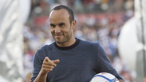 Landon Donovan quiere crear un equipo de la MLS en San Diego.