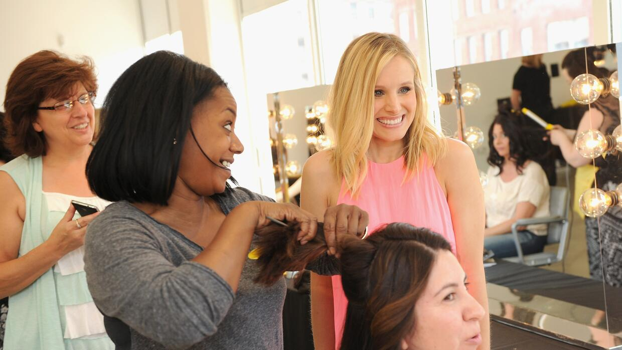 Kristen Bell And American Express