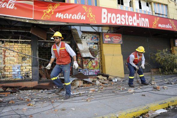 Este sismo ha sido considerado como el segundo más fuerte de la h...